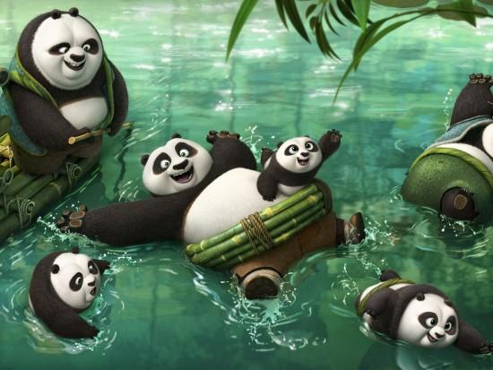 Kung Fu Panda Box Office Party Continues
