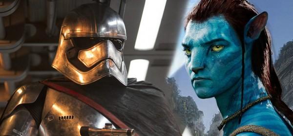 Star Wars & Avatar Battle It out!