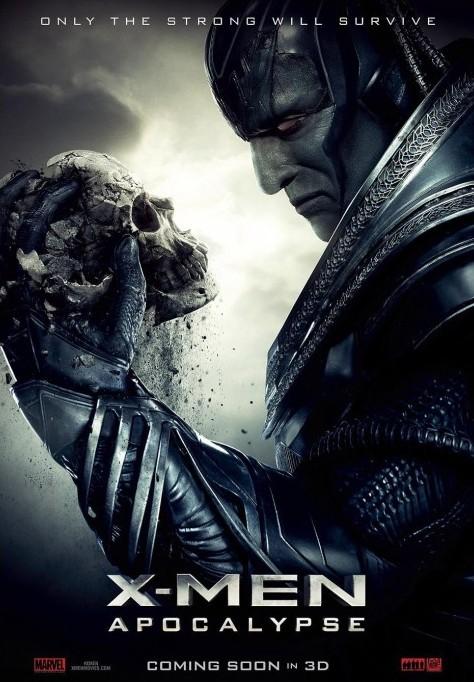 X-Men: Apocalypse Poster MovieSpoon.com