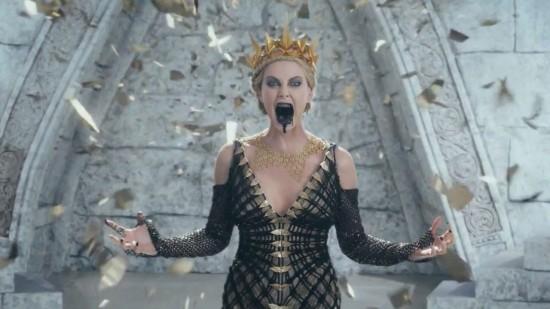 Charlize Theron Huntsman: Winter's War MovieSpoon.com