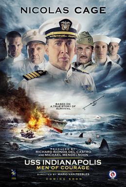 USS Indianapolis Nicolas Cage MovieSpoon.com
