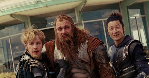 Thor: Ragnarok Warriors Three MovieSpoon.com