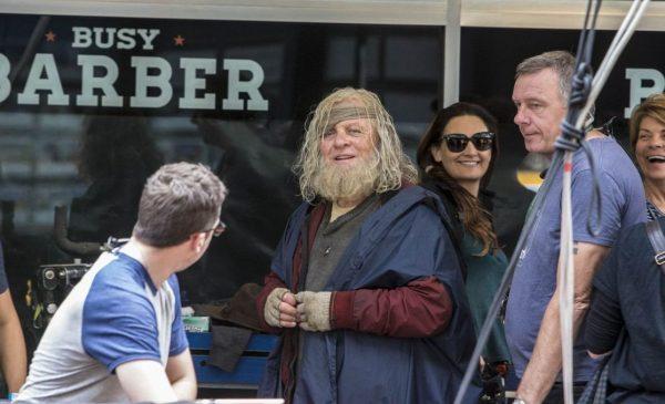 Image result for Homeless Odin