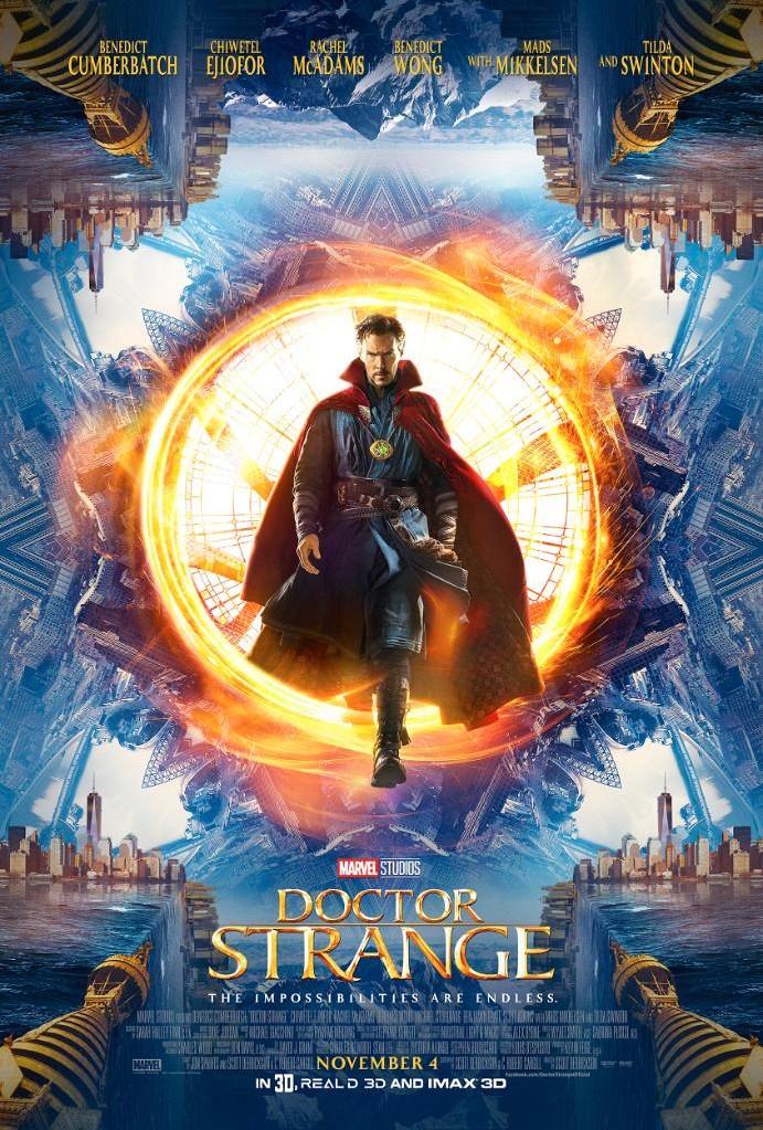 Doctor Strange Trailer MovieSpoon.com