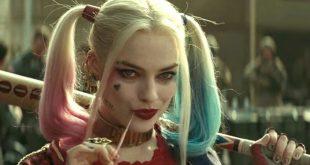 Margot Robbie Harley Quinn Warner Bros. MovieSpoon.com