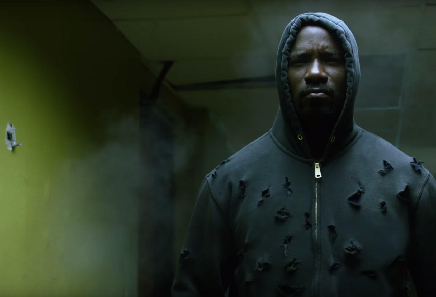 Luke Cage Netflix Marvel MovieSpoon.com