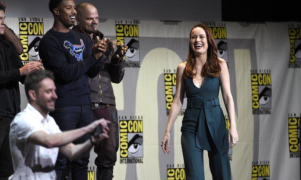 Brie Larson Captain Marvel Origin MovieSpoon.com