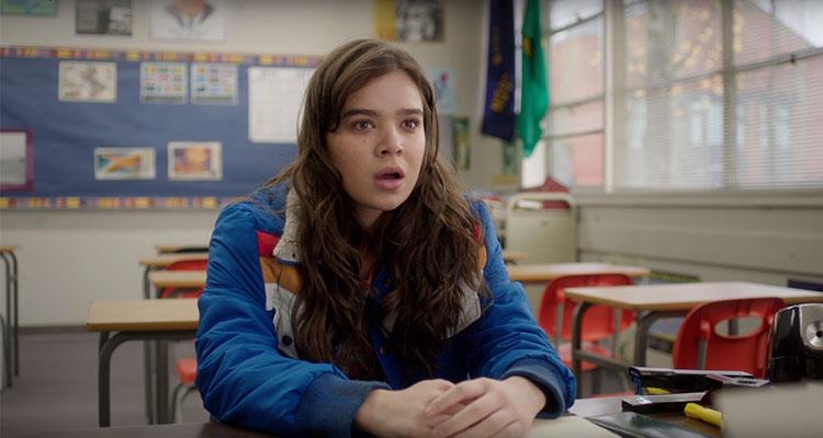 Moana Box Office MovieSpoon.com Edge of Seventeen