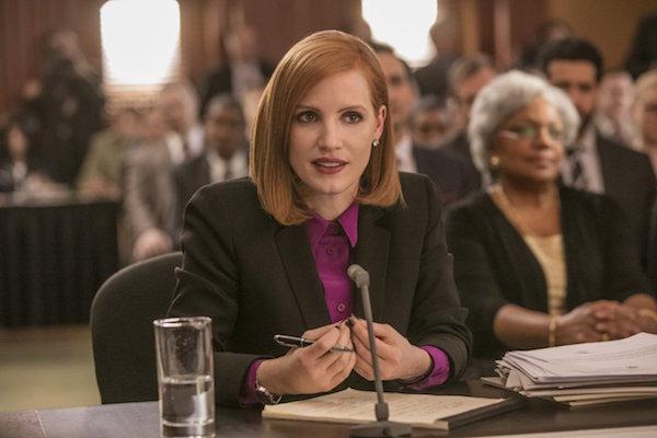 Miss Sloane Movie Review MovieSpoon.com