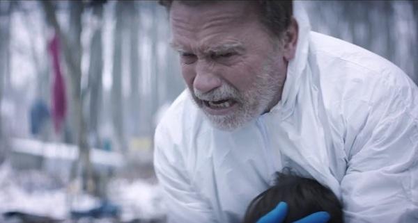 Arnold Schwarzenegger Aftermath Movie Trailer MovieSpoon.com