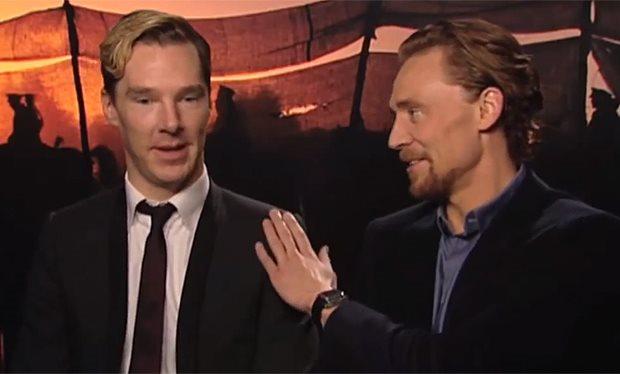 Doctor Strange Loki Tom Hiddleston MovieSpoon.com
