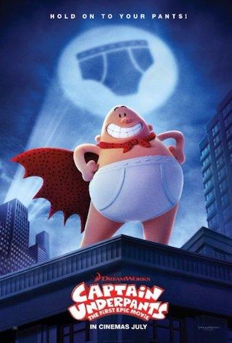 Captain Underpants Trailer MovieSpoon.com