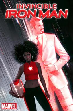 Riri Williams MovieSpoon.com Marvel Comics