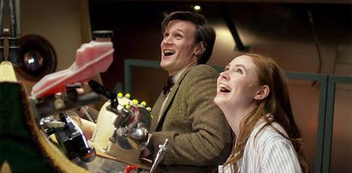 Matt Smith Marvel Doctor Who MovieSpoon.com