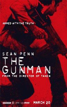 gunman movie poster movie spoon