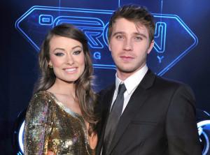 Olivia Wilde and Garrett Hedlund