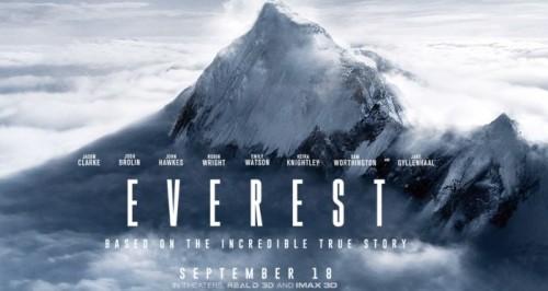 Everest-Movie Poster Movie Spoon