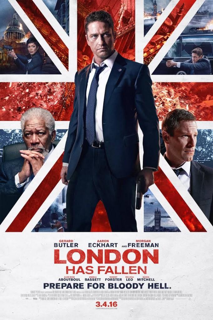 London Has Fallen Poster MovieSpoon