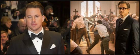 Channing Tatum Kingsman MovieSpoon.com