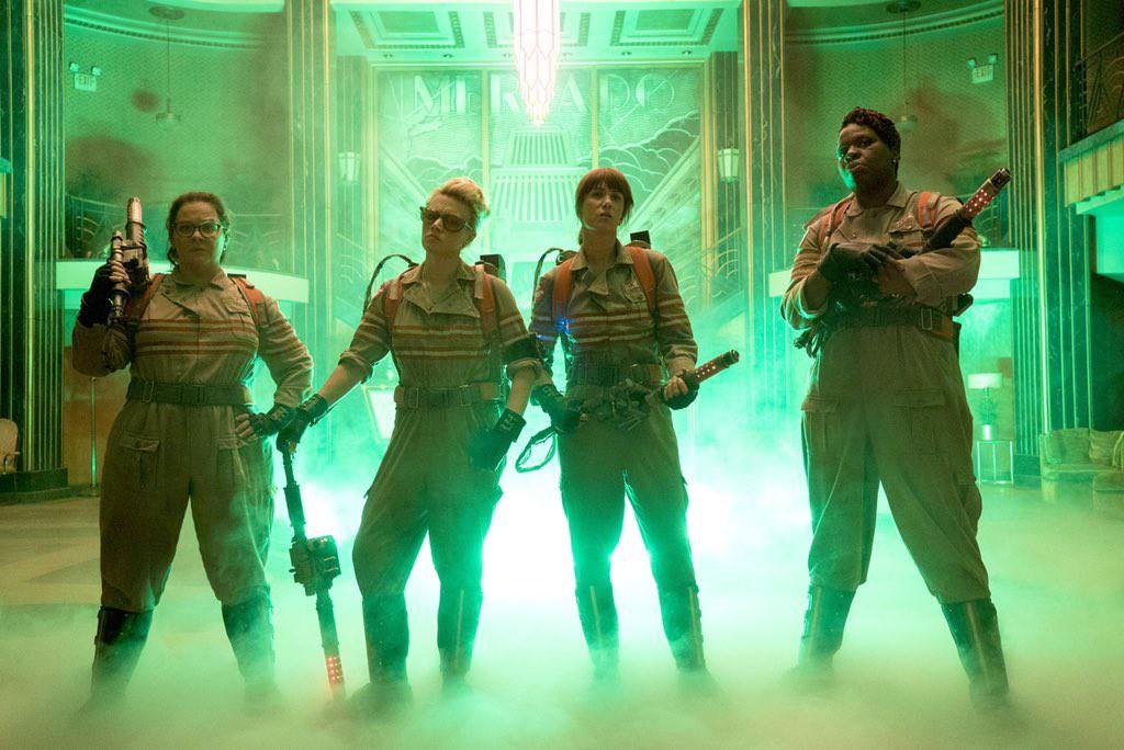 Ghostbusters Cinemacon MovieSpoon.com