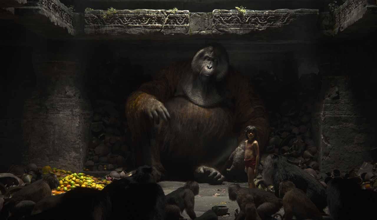 The Jungle Book King Louie MovieSpoon.com