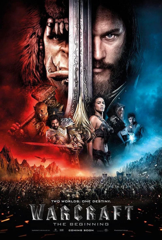 Warcraft Poster MovieSpoon.com