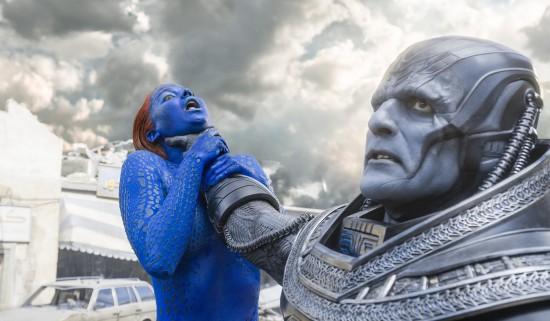 x-men apocalypse blockbuster MovieSpoon.com