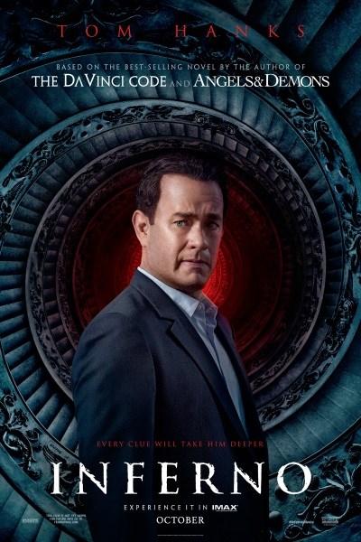 Tom Hanks Inferno MovieSpoon.com