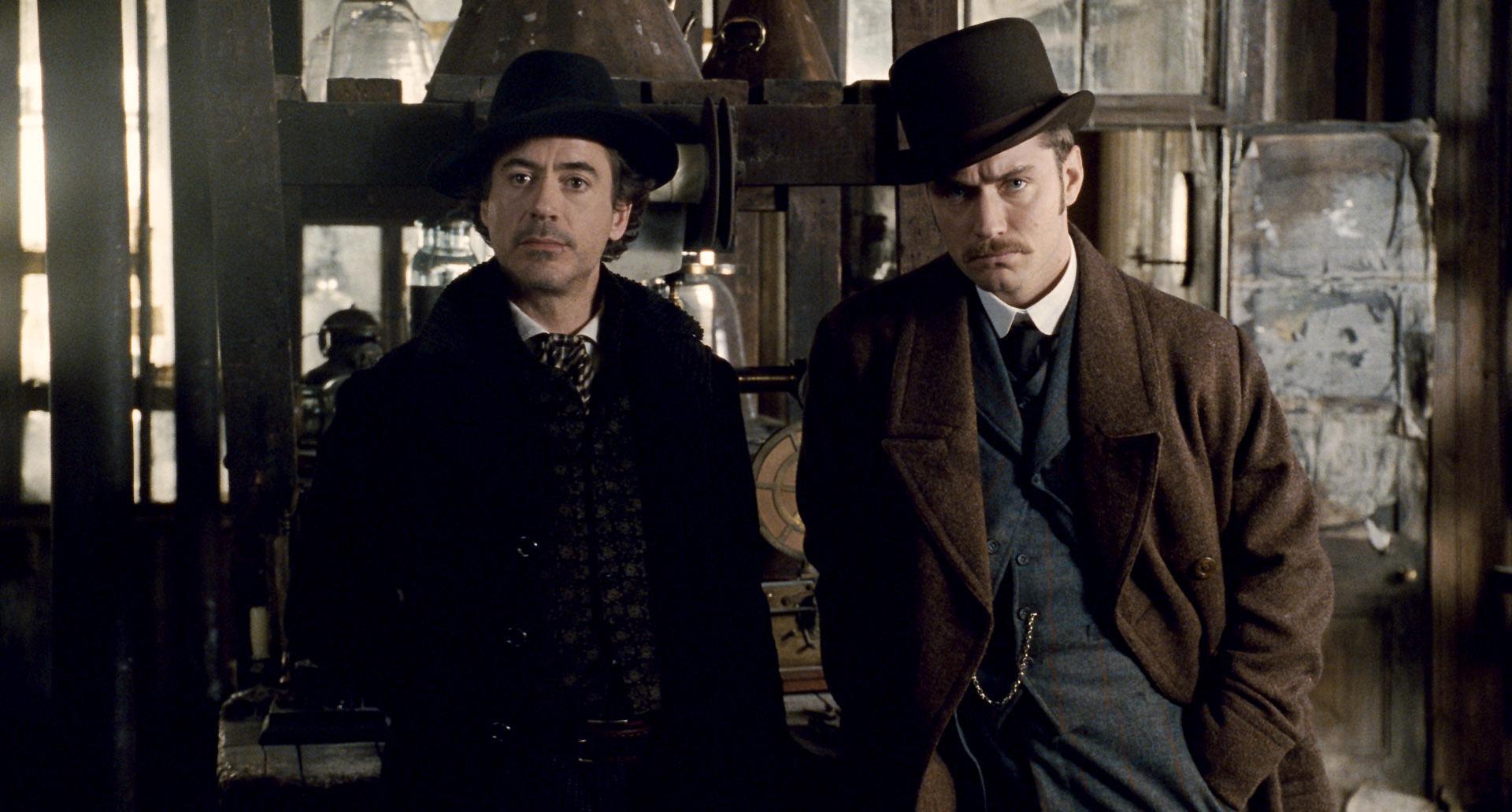 Sherlock Holmes 3 MovieSpoon.com