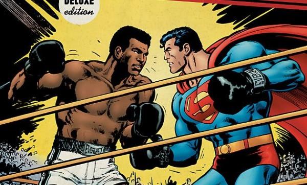 Muhammad Ali Superman MovieSpoon.com
