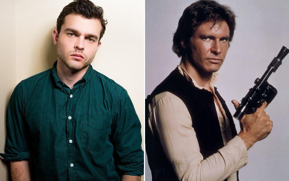 Young Han Solo MovieSpoon.com