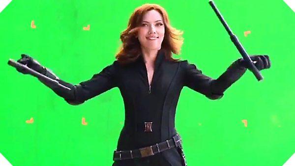 Captain America: Civil War Gag Reel MovieSpoon.com