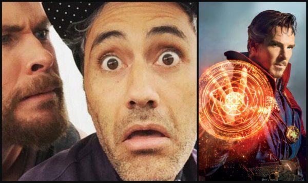 Taika Waititi Doctor Strange Thor: Ragnarok MovieSpoon.com