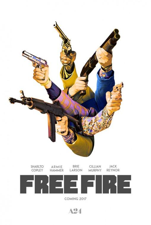Free Fire Brie Larson MovieSpoon.com
