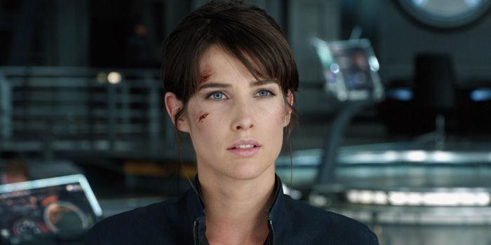 Cobie Smulders Avengers Jimmy Kimmel MovieSpoon.com