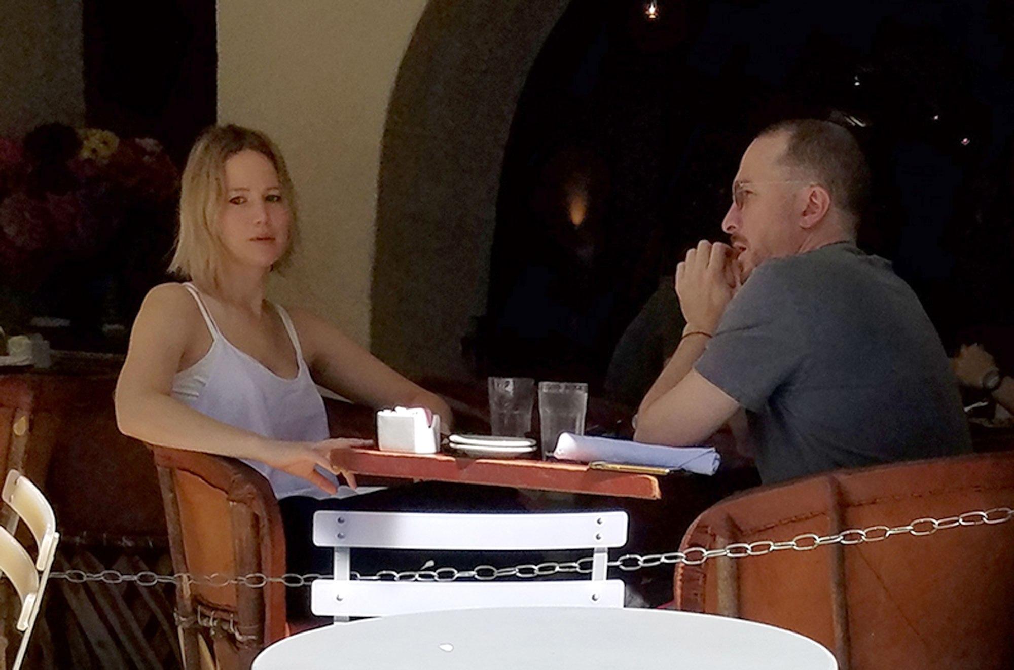 Jennifer Lawrence Darren Aronofsky MovieSpoon.com