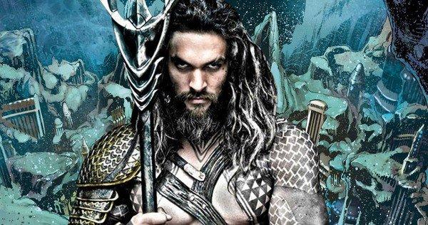 Aquaman DC Comics MovieSpoon.com