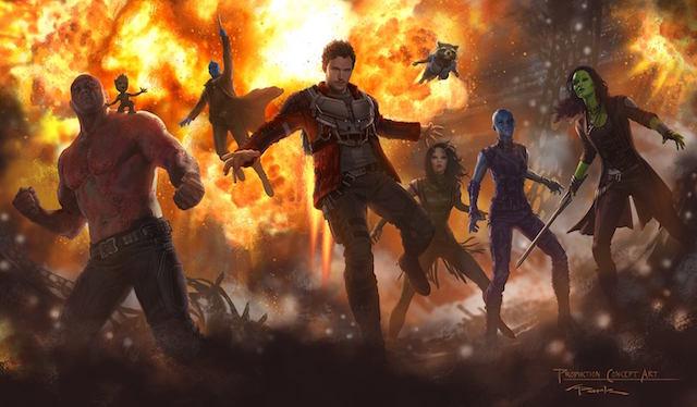 James Gunn Guardians of the Galaxy Vol. 2 MovieSpoon.com