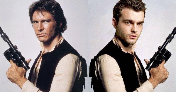 Star Wars Han Solo MovieSpoon.com