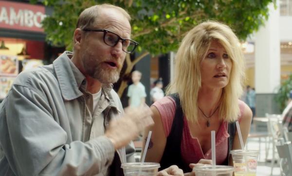 Woody Harrelson Wilson Trailer MovieSpoon.com
