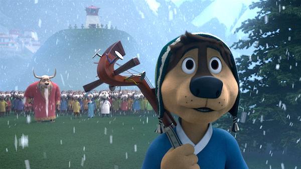 Rock Dog Movie Review MovieSpoon.com