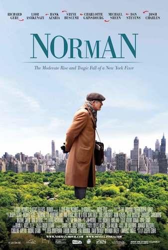Trailer Norman Richard Gere MovieSpoon.com